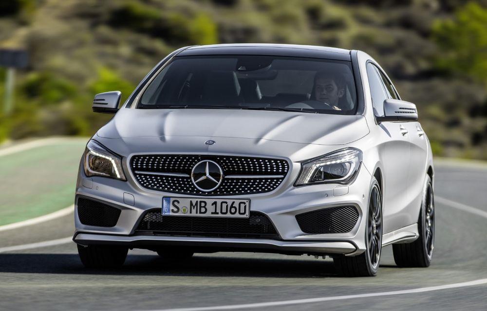 Mercedes-Benz introduce al treilea schimb la fabrica din Ungaria - Poza 1