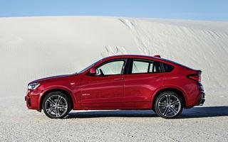 BMW X2, un frate mai mic pentru X6 şi X4, este aşteptat în 2017
