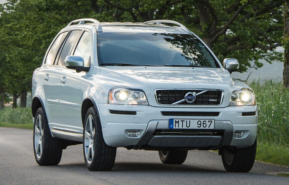 Actualul Volvo XC90 va continua să fie produs în China după lansarea noii generaţii a SUV-ului suedez - Poza 1