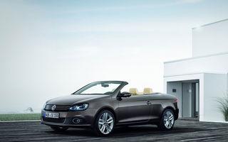 Volkswagen Eos ar putea fi retras de pe piaţă la finalul lui 2014