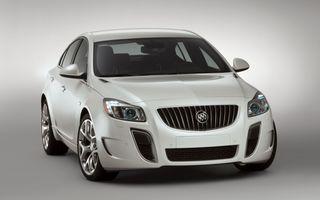 Opel va construi în Germania şi un model Buick, exclusiv pentru piaţa americană