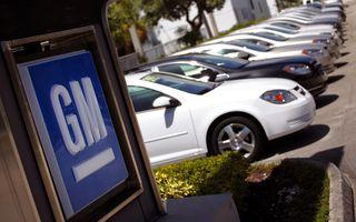 Scandal la GM: recall-ul de 2.6 milioane de unităţi, cauzat de o piesă pentru care compania a economisit un dolar pe maşină