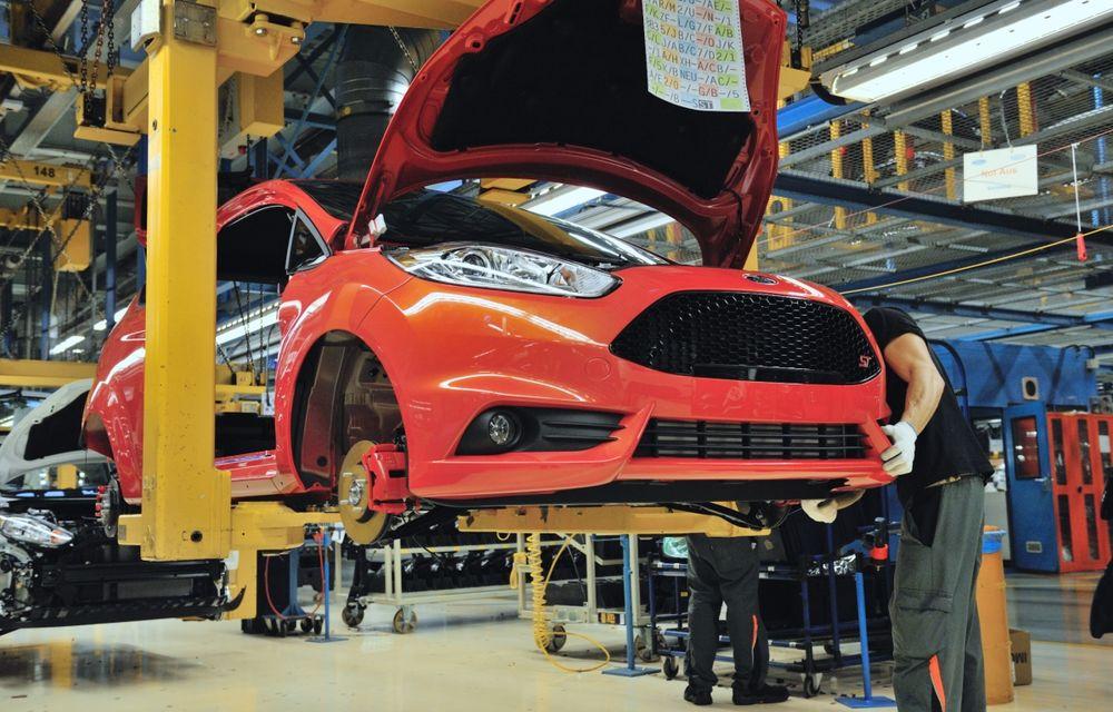 Ford măreşte producţia lui Fiesta pentru a răspunde cererii - Poza 1
