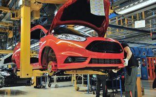 Ford măreşte producţia lui Fiesta pentru a răspunde cererii
