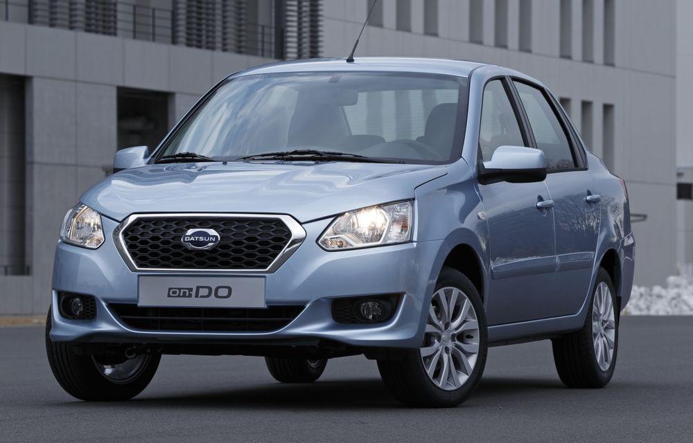 Prima generaţie a lui Dacia Logan renaşte în Rusia sub sigla Datsun - Poza 1