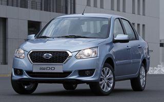Prima generaţie a lui Dacia Logan renaşte în Rusia sub sigla Datsun