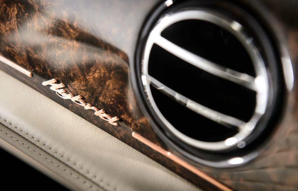 Bentley Hybrid Concept - primul hibrid al englezilor se prezintă - Poza 13
