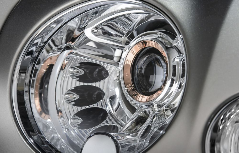 Bentley Hybrid Concept - primul hibrid al englezilor se prezintă - Poza 5