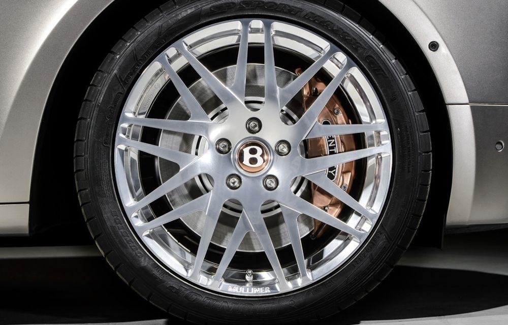 Bentley Hybrid Concept - primul hibrid al englezilor se prezintă - Poza 4