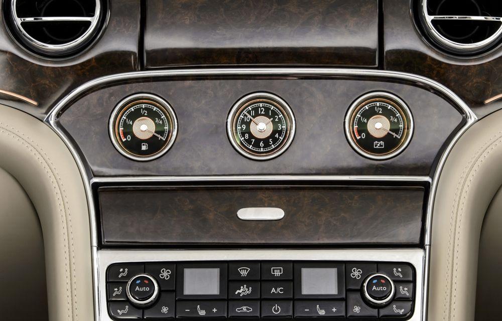 Bentley Hybrid Concept - primul hibrid al englezilor se prezintă - Poza 12