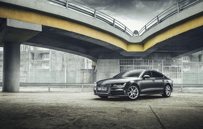 Test drive Audi A7 Sportback (2010-2014)