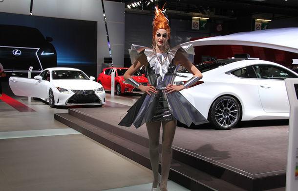 PARIS 2014 LIVE: Lexus NX, noul SUV compact premium al mărcii japoneze - Poza 2