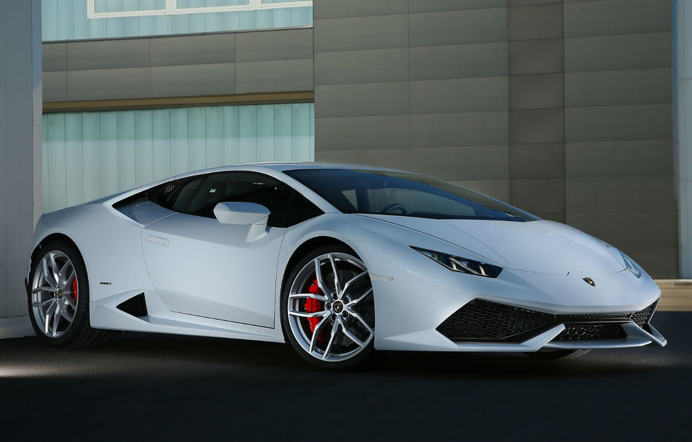 """Şeful Lamborghini: """"Vânzările lui Huracan au depăşit de două ori aşteptările"""" - Poza 1"""