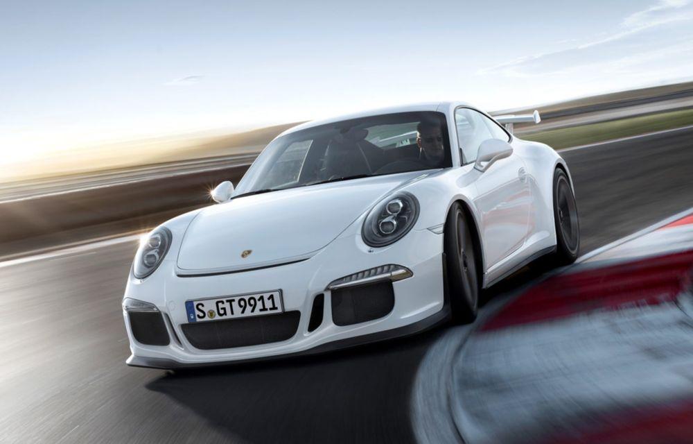 Porsche 911 GT3 - unităţile afectate de recall primesc un an suplimentar de garanţie - Poza 1
