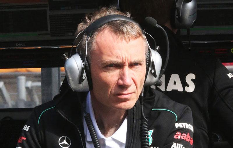 Directorul tehnic Bob Bell va pleca de la Mercedes la sfârşitul sezonului - Poza 1