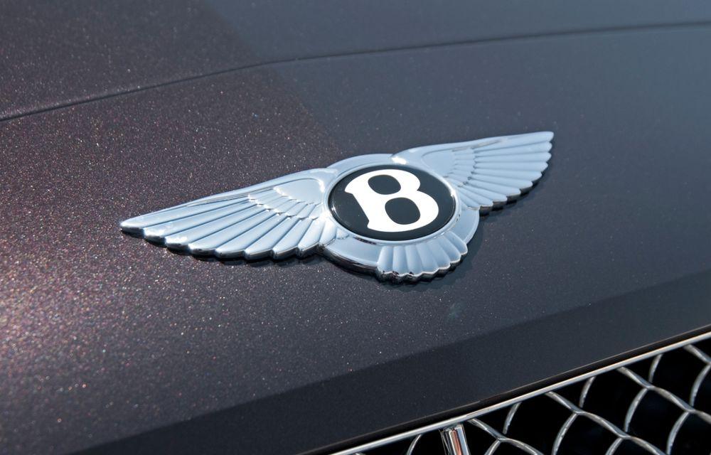 Bentley va avea un nou CEO - Wolfgang Dürheimer, fostul şef al departamentului de dezvoltare al mărcii Audi - Poza 1