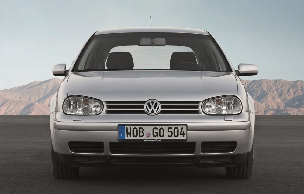 Maşini de poveste: 40 de ani de Volkswagen Golf - Poza 9