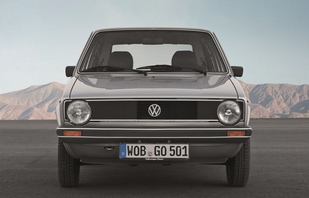 Maşini de poveste: 40 de ani de Volkswagen Golf - Poza 6