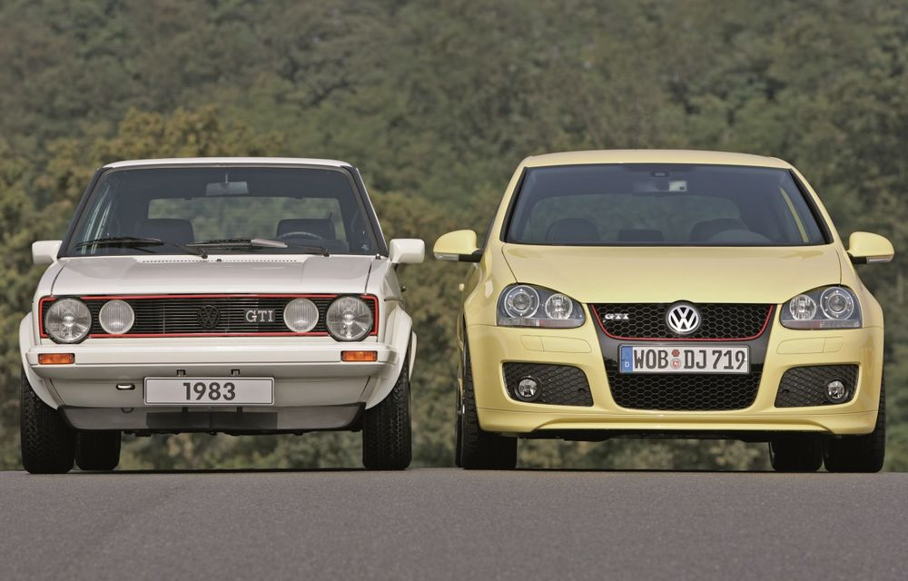 Maşini de poveste: 40 de ani de Volkswagen Golf - Poza 5