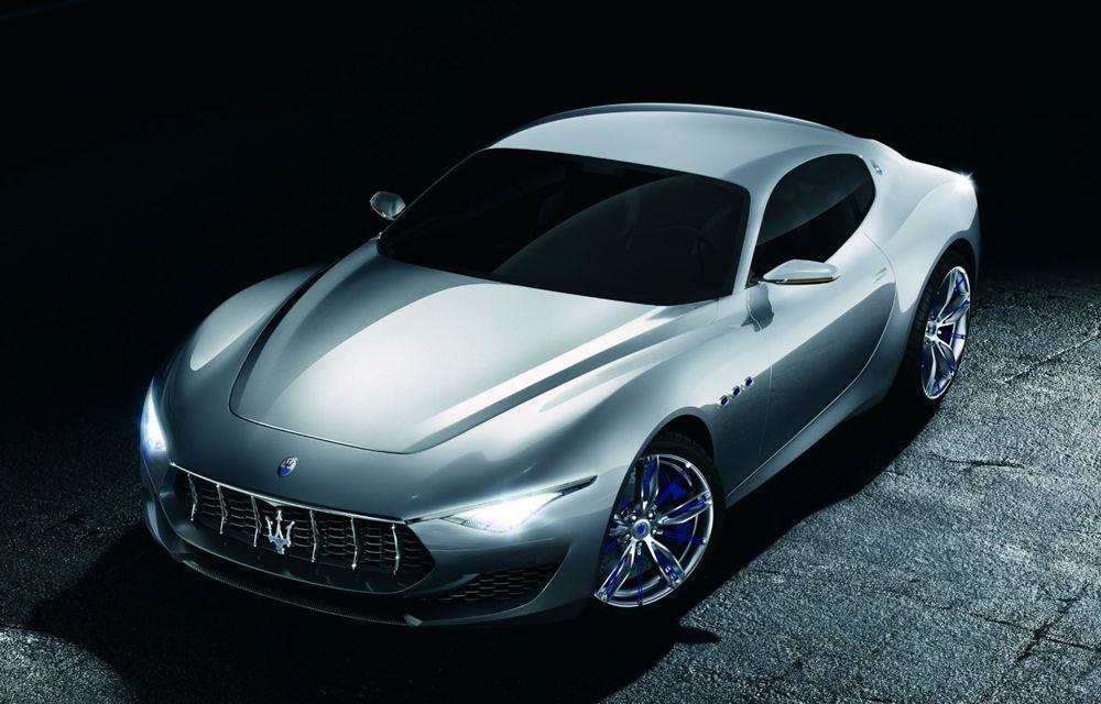 Maserati ia în considerare lansarea unui nou model după ce comenzile s-au triplat în primele trei luni ale anului curent - Poza 1
