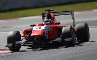 Vişoiu, locul opt în testele de GP3 de la Barcelona