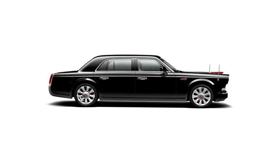 Cea mai scumpă masină chinezească vândută vreodată, Hongqi L5, a costat 580.000 de euro - Poza 5