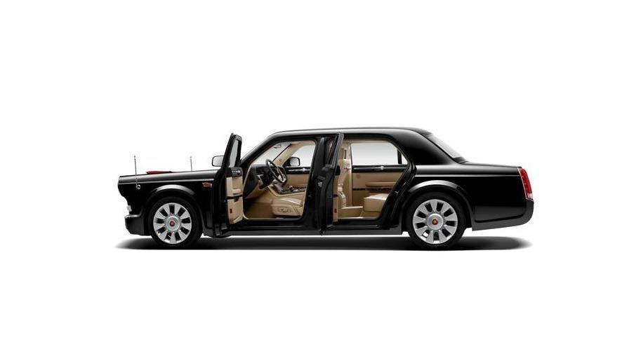 Cea mai scumpă masină chinezească vândută vreodată, Hongqi L5, a costat 580.000 de euro - Poza 3