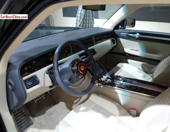 Cea mai scumpă masină chinezească vândută vreodată, Hongqi L5, a costat 580.000 de euro - Poza 7