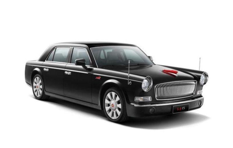 Cea mai scumpă masină chinezească vândută vreodată, Hongqi L5, a costat 580.000 de euro - Poza 1