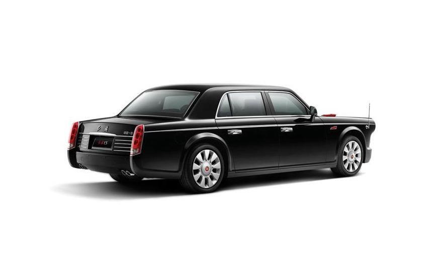 Cea mai scumpă masină chinezească vândută vreodată, Hongqi L5, a costat 580.000 de euro - Poza 4