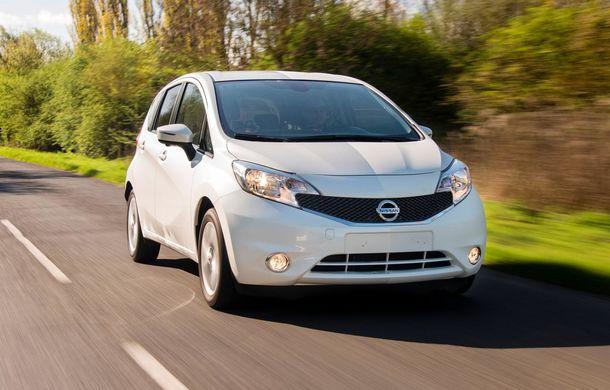 Nissan testează vopseaua care nu permite murdărirea maşinii - Poza 11