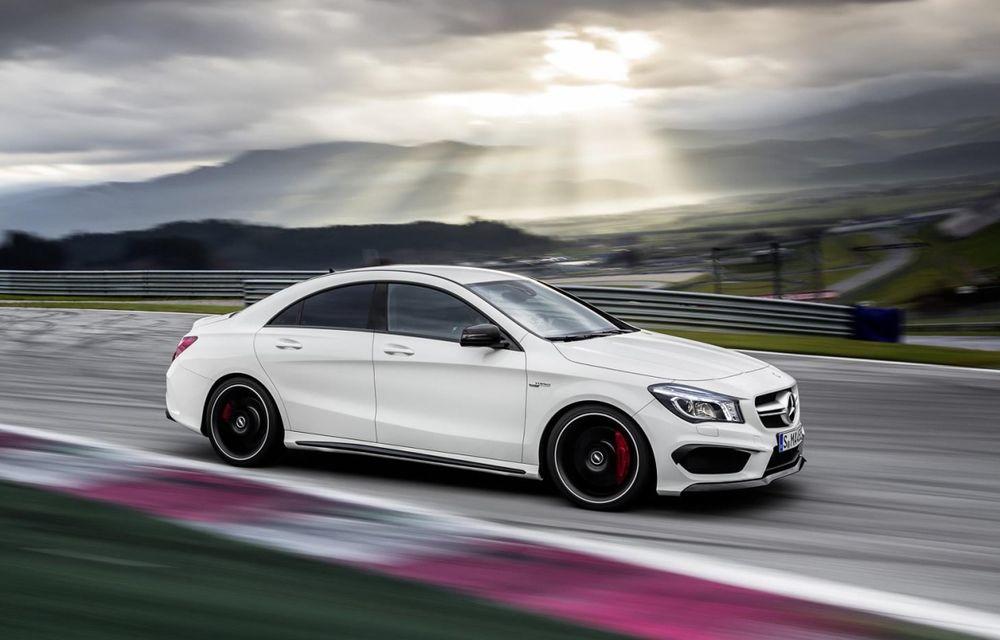 Divizia AMG de la Mercedes-Benz ar putea oferi motorul turbo de doi litri şi sub capota altor modele - Poza 1