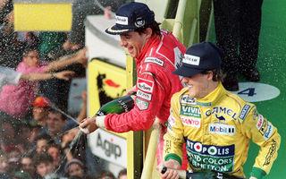 20 de ani fără Ayrton Senna: cei patru ani de rivalitate cu Michael Schumacher