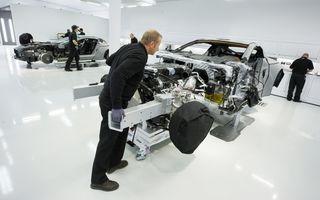 Aston Martin confirmă dezvoltarea unei noi platforme tehnice