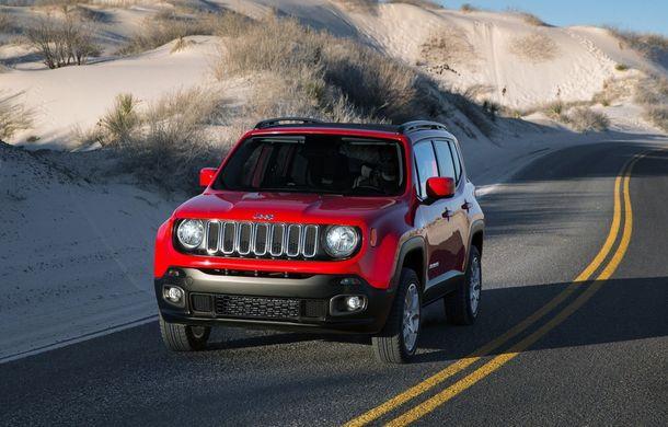 Sergio Marchionne vrea să dubleze vânzările Jeep în patru ani - Poza 1