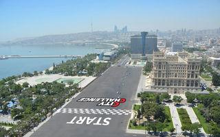 Azerbaidjan va găzdui Marele Premiu de Formula 1 al Europei din 2016
