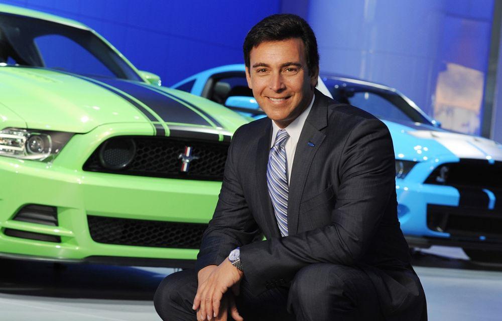 Ford va avea un nou şef de la 1 iulie - Poza 1