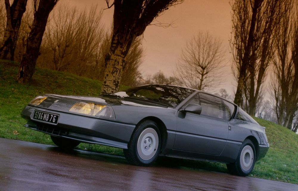 Poveşti auto: Alpine - diamantul din sertarele Renault - Poza 19