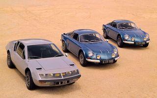 Poveşti auto: Alpine - diamantul din sertarele Renault