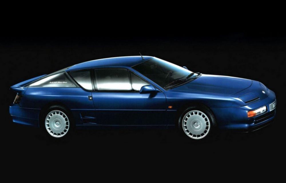 Poveşti auto: Alpine - diamantul din sertarele Renault - Poza 10