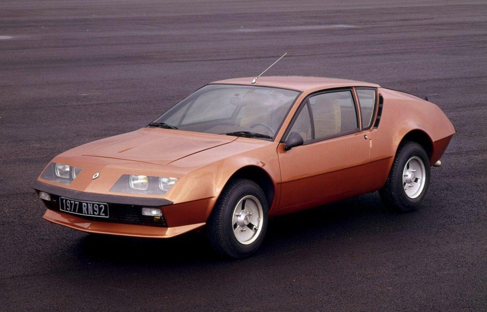 Poveşti auto: Alpine - diamantul din sertarele Renault - Poza 8