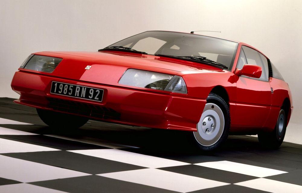 Poveşti auto: Alpine - diamantul din sertarele Renault - Poza 22