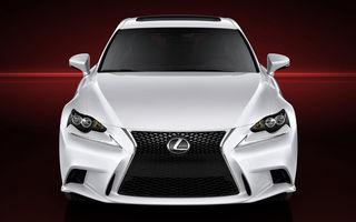 Lexus nu va produce maşini în China de teama problemelor de calitate