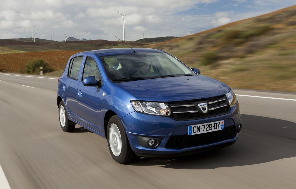 Dacia în Franţa: creştere de 45.6% a înmatriculărilor în aprilie - Poza 1