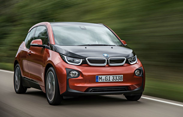 BMW a vândut peste 2.000 de unităţi i3 în primul trimestru al anului curent - Poza 1