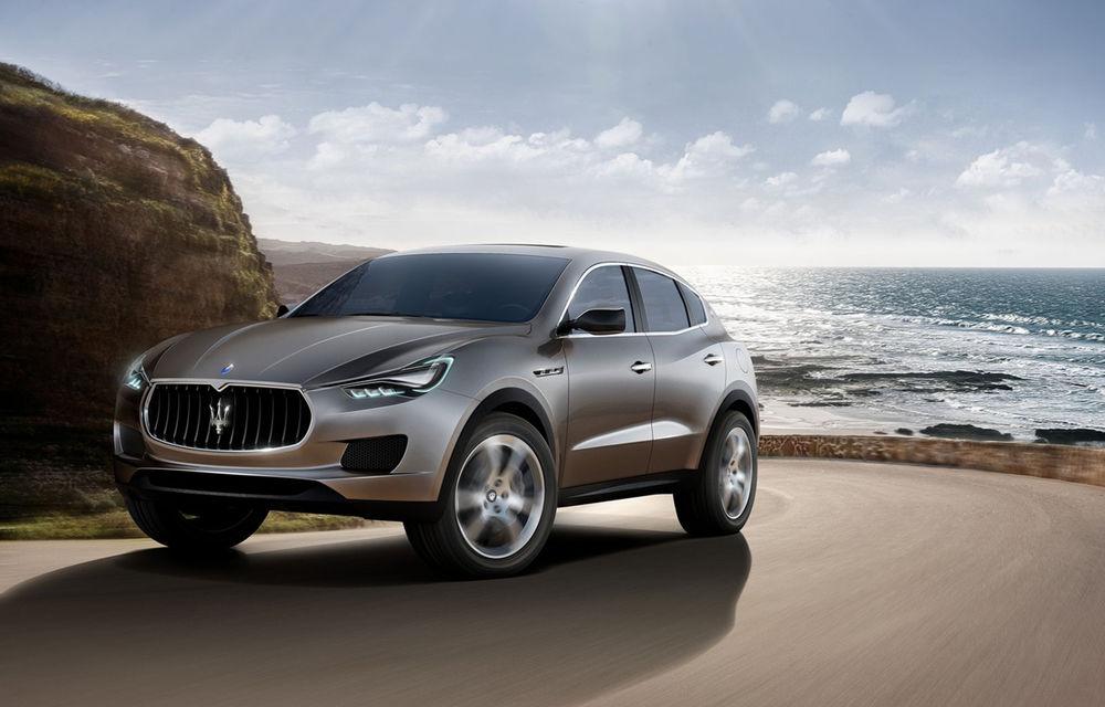 Maserati Alfieri va fi produs în serie şi va avea o variantă cabrio - Poza 2