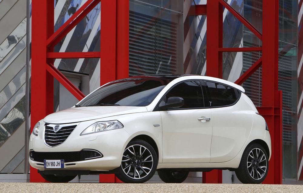 Grupul Fiat confirmă: Lancia va deveni o marcă dedicată exclusiv pieţei italiene - Poza 1