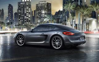 Ipoteze: Porsche Cayman va avea o nouă versiune performantă numită GT4