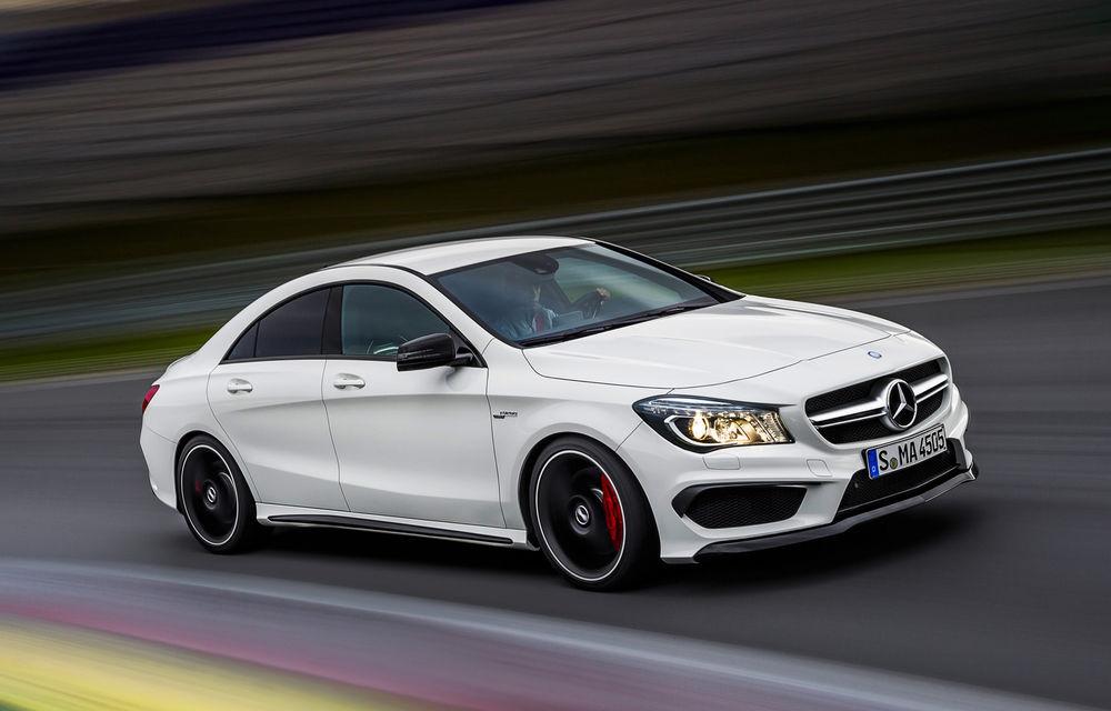 Mercedes-Benz AMG se aşteaptă la o creştere de 50% a vânzărilor în 2014 - Poza 1