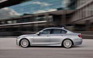 BMW introduce variante noi de motorizare pentru Seria 2, Seria 4 Cabriolet şi Seria 5